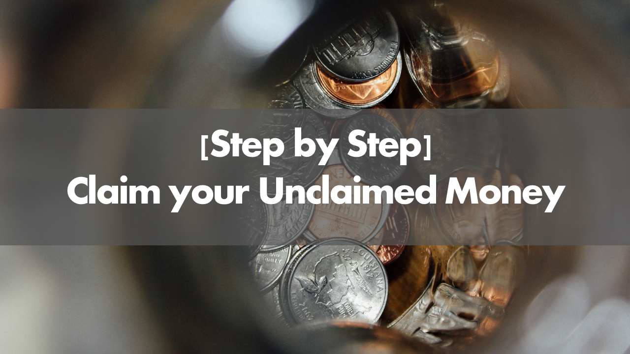 [Step by Step Guide] How to Check and Claim Your Unclaimed Monies Online